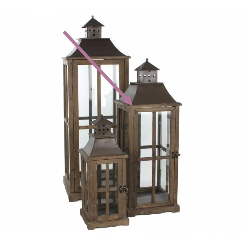 excellent grande lanterne lampadaire poser lampe tempte en. Black Bedroom Furniture Sets. Home Design Ideas